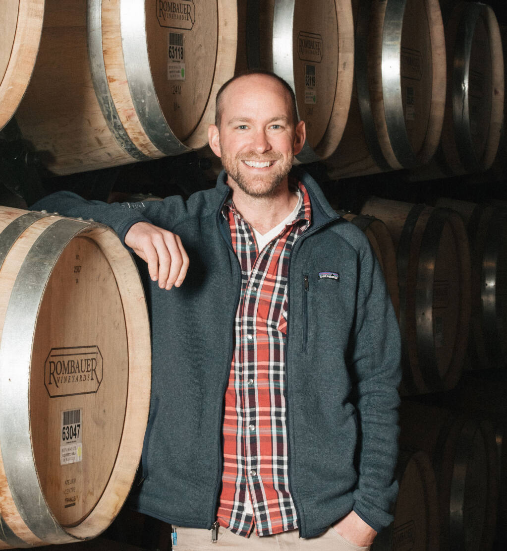 The Press Democrat's wine of the week winner is Rombauer Vineyards, 2018 Napa Valley Cabernet Sauvignon and our runner-up is CrossBarn, 2018 Sonoma County Cabernet Sauvignon.