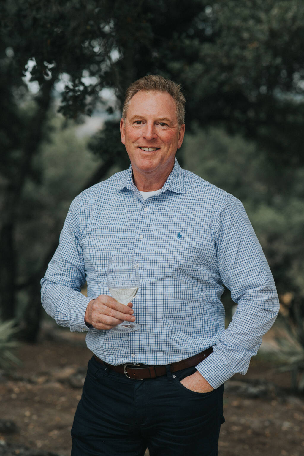 John Grant is named CEO of Cline Family Cellars in July 2020.