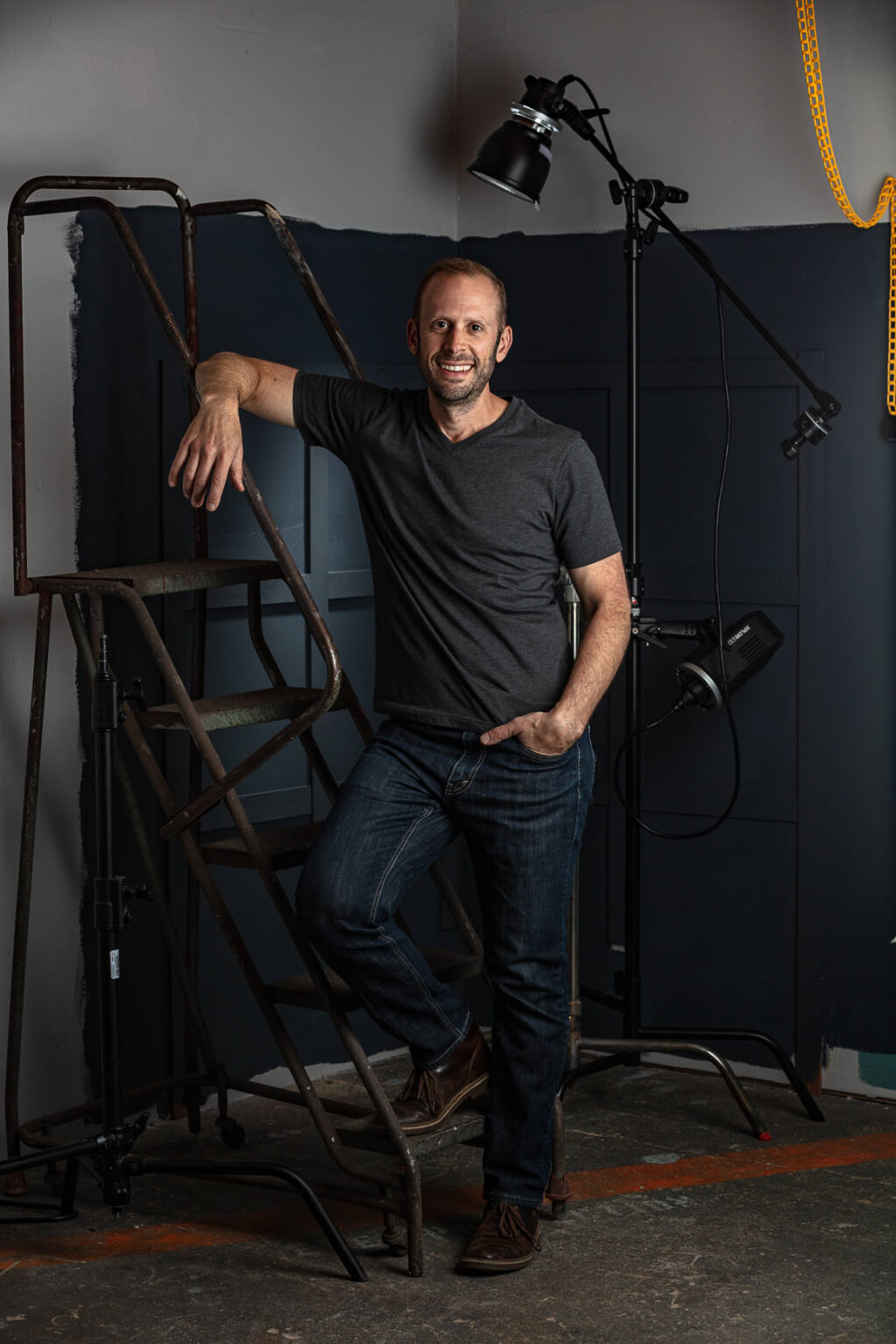 Jason Tinacci, Sonoma photographer