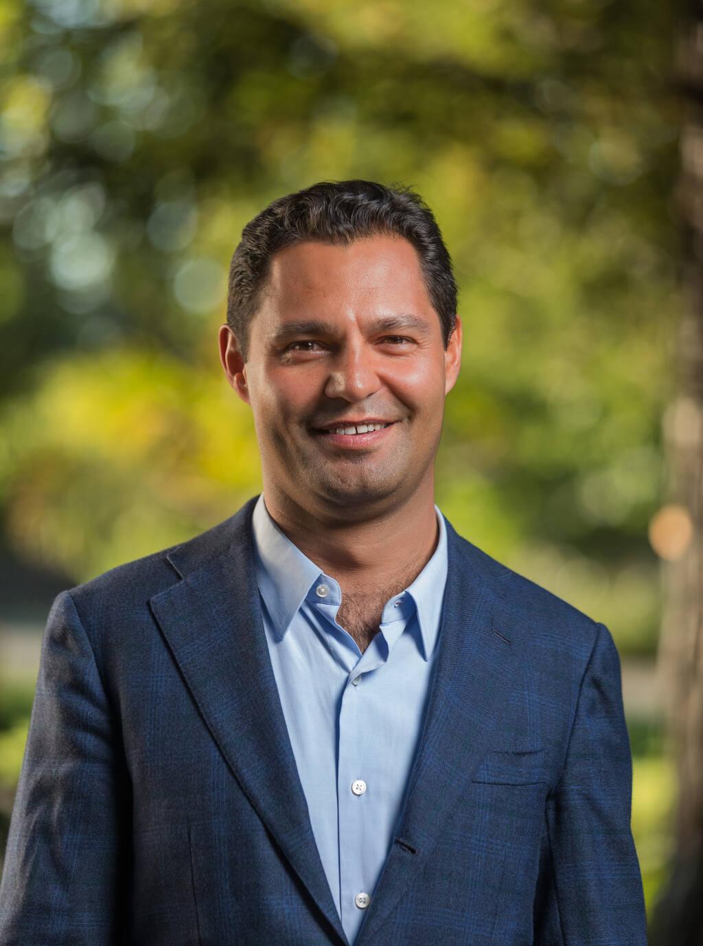 Juan Pablo Torres Padilla, managing partner and CEO, Sullivan Rutherford Estate (Jak Wonderly photo)