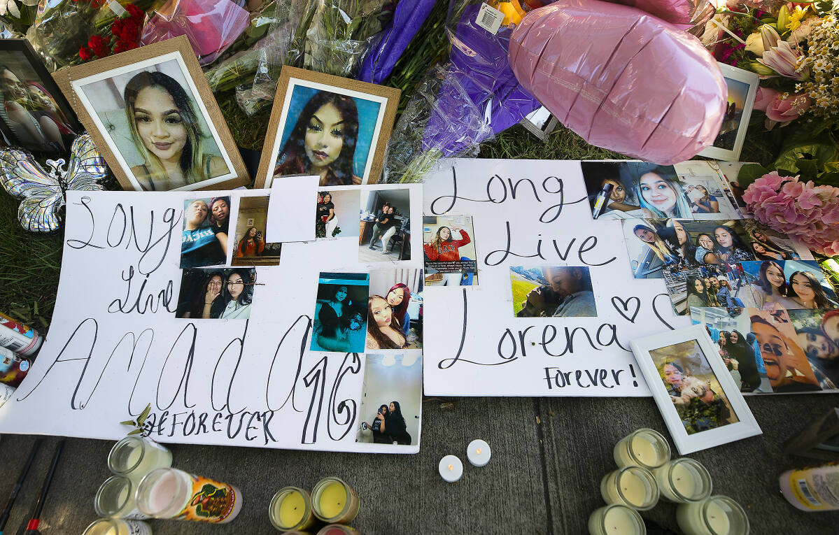 'No parent should ever lose their child like that': Teenage girls in Rohnert Park crash identified