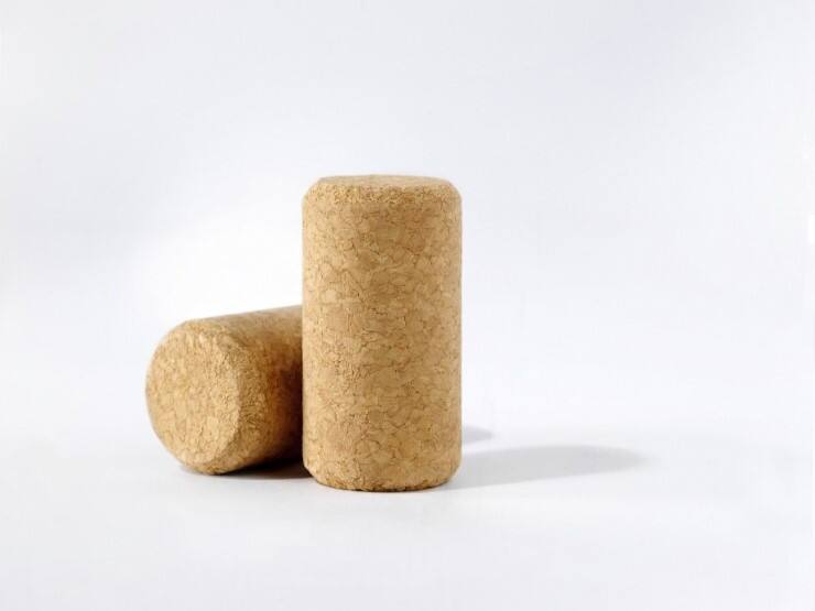 Amorim announced its micro-agglomerated cork stopper Neutrocork in 2019. (courtesy of Amorim Cork America)
