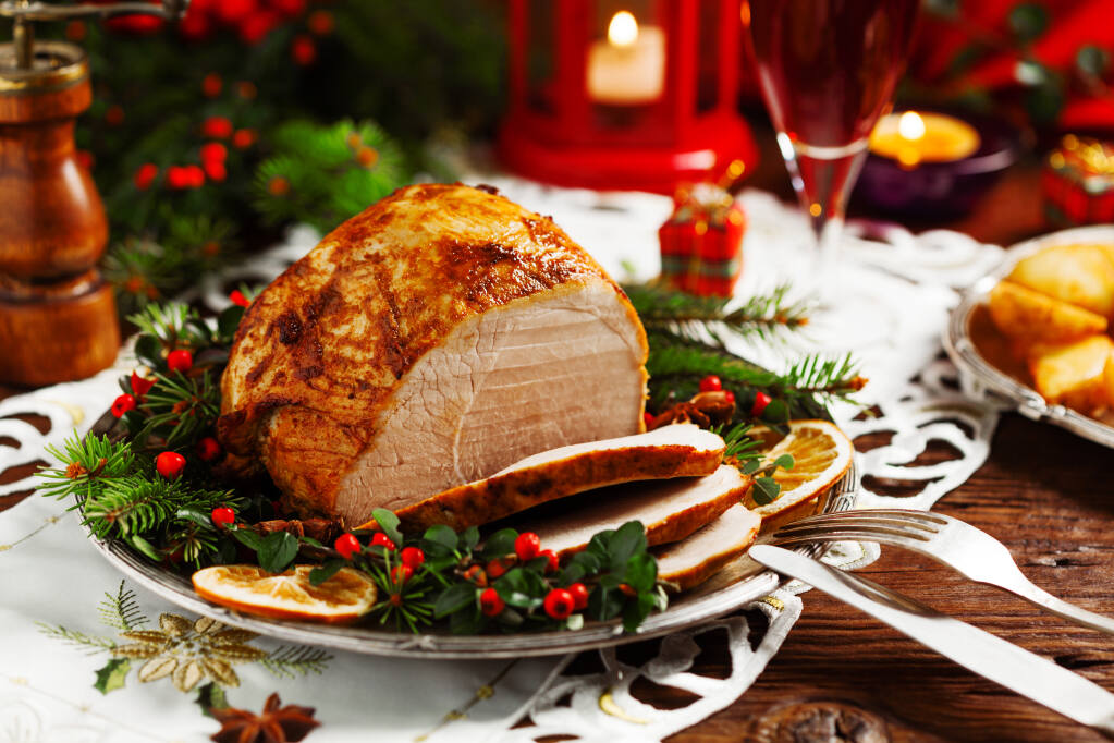 Order your holiday dinners soon, Sonoma.