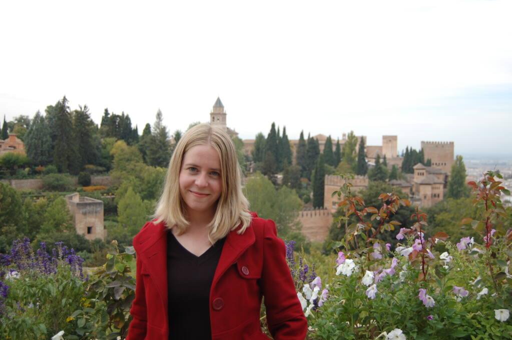 Joy Lanzendorfer, Petaluma author, has new novel coming out in May (COURTESY JOY LANZENDORFER)