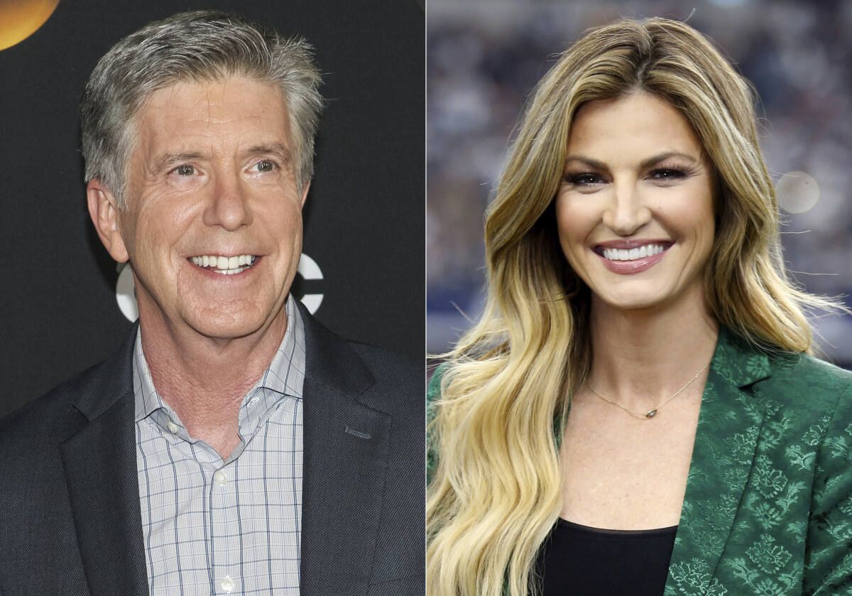 Tom Bergeron Erin Andrews Exit Dancing With The Stars