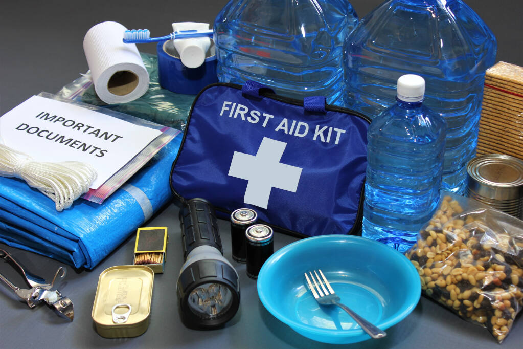 Preparing to evacuate? Here are a few key items to bring. (Roger Brown Photography/Shutterstock)