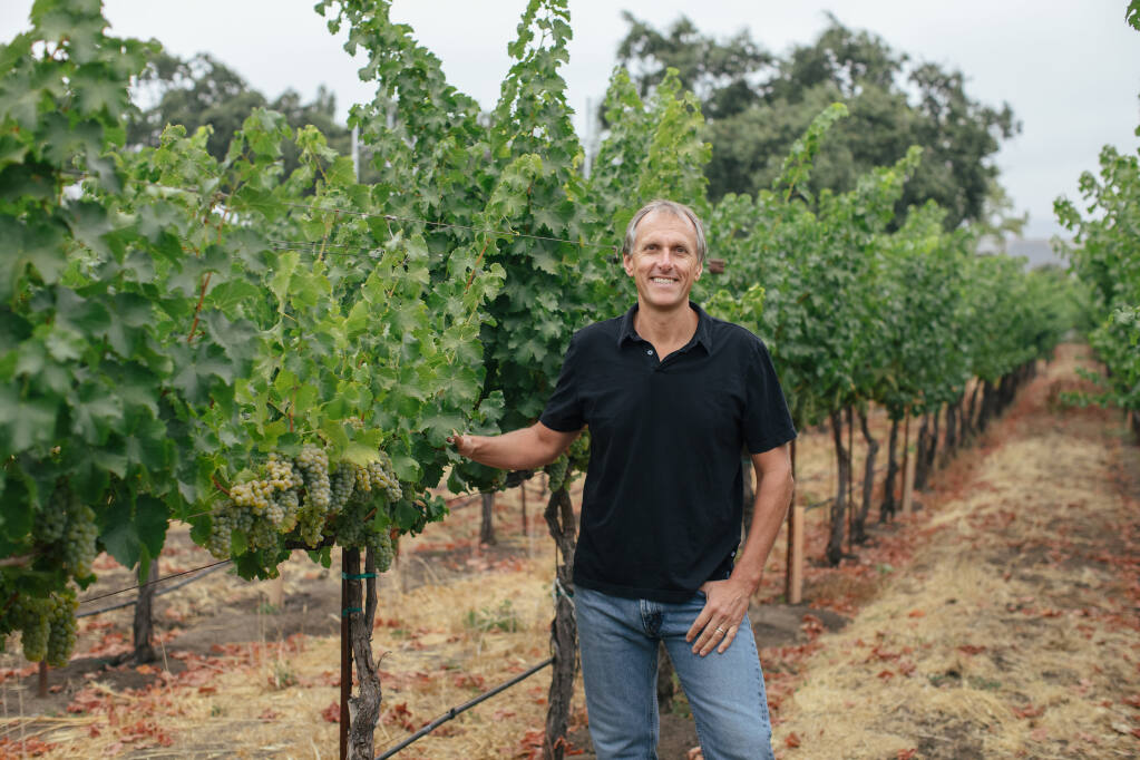 Joel Gott is behind our wine of the week winner  ― the Joel Gott 815, 2018 California Cabernet Sauvignon at $18. It edged out the other contenders because it overdelivers for the price. (Joel Gott Wines)