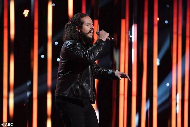 """Depsite several weeks on """"American Idol,"""" performing a variety of songs, Anthony Guzman of Santa Rosa didn't make the cut to 24 top contestants Sunday. (Anthony Guzman)"""