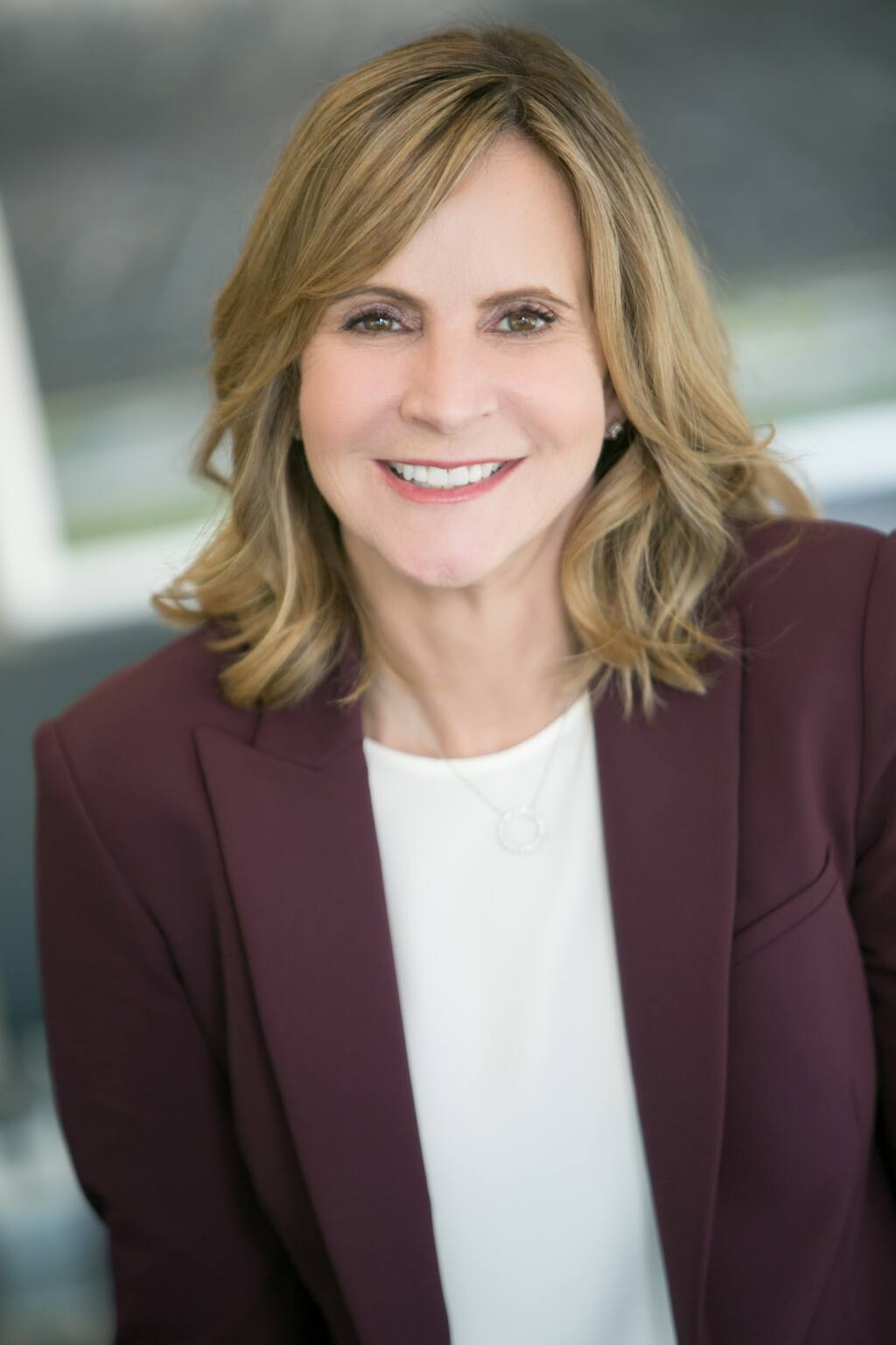 Jill Gregory is new executive vice president and general manager for Sonoma Raceway.  (courtesy of Speedway Motorsports)