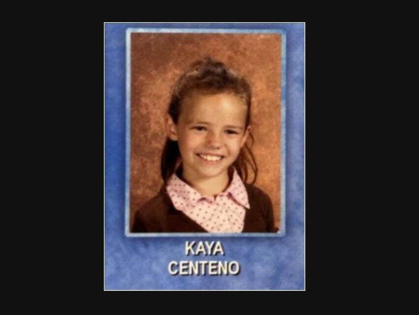 Police are searching for Kaya Centeno of Rohnert Park, who was last seen about a decade ago. She would be 18 years old today.