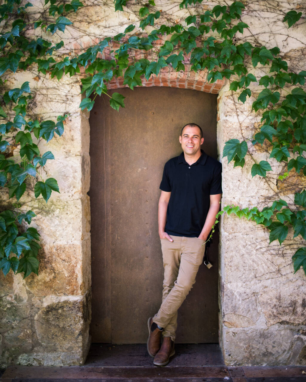 Josh Phelps is the 35-year old Millennial who created the brand Space Age for his generation of wine drinkers. (Grounded Wine Co.)