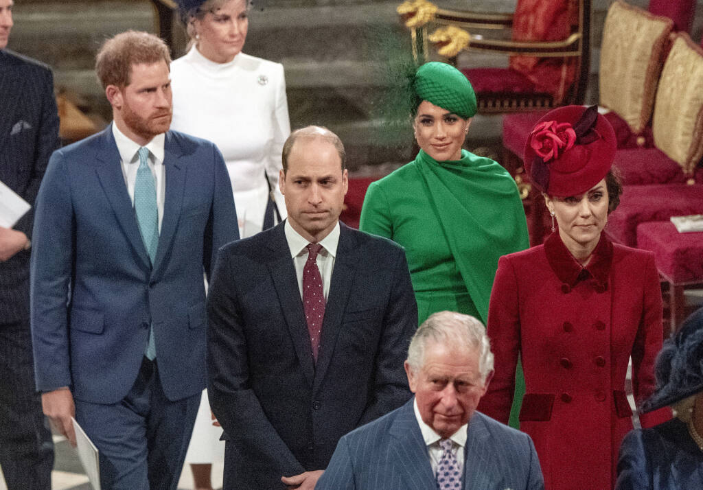 Palace: Prince Harry, Meghan will not return as working members of the  royal family