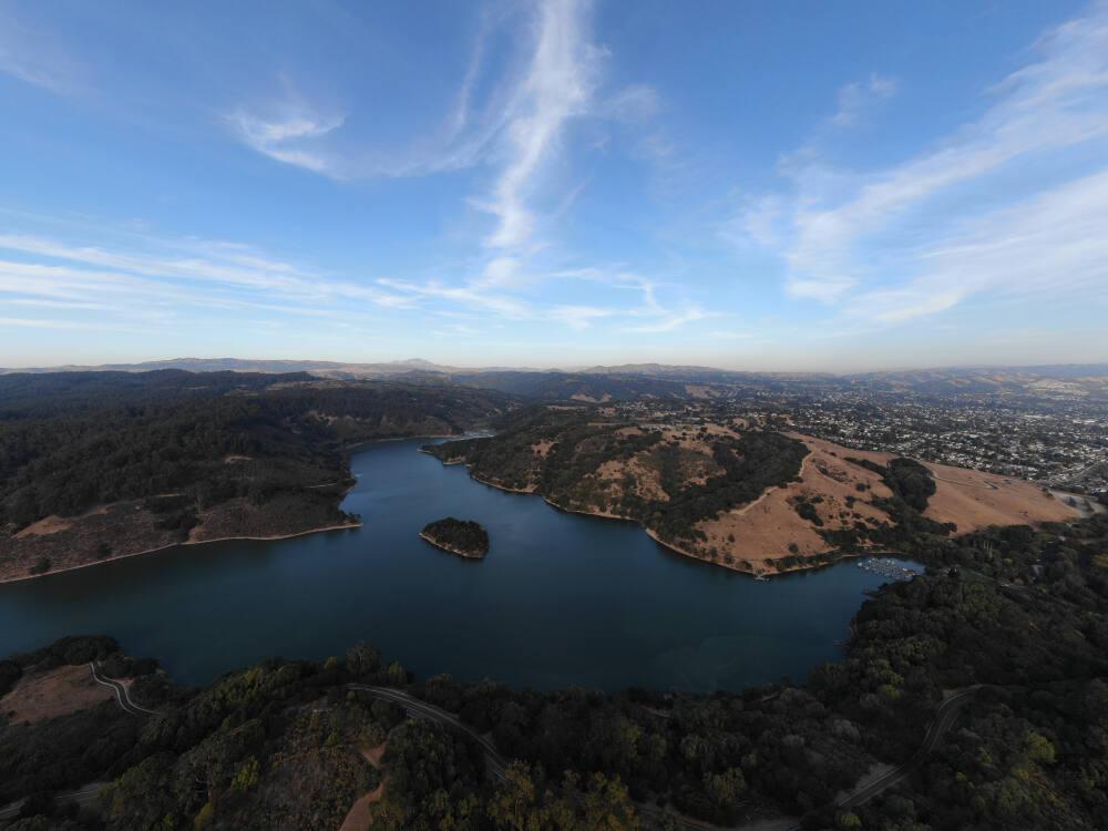 Lake Chabot(j4ck50n / Shutterstock)