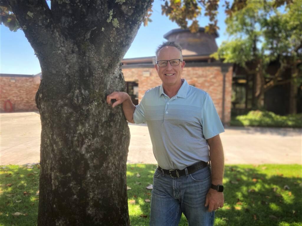 Randy Meyer of BARRA of Mendocino is the winemaker behind the Press Democrat's wine of the week winner, the Girasole Vineyards, 2020 Mendocino County Pinot Blanc. (BARRA of Mendocino)