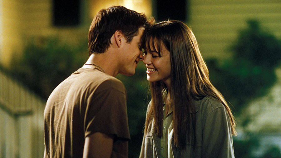 """A Walk to Remember"": A preacher's daughter and a troublemaker in North Carolina end up in the same extracurricular activities and fall in love. Watch this movie, based on the Nicholas Sparks novel on Netflix beginning July 1. (IMDb)"