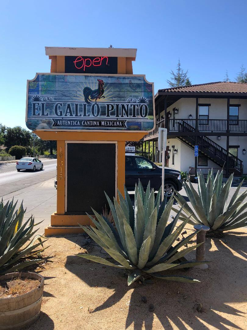 El Gallo Pinto opened in September of 2019, but couldn't weather the pandemic.
