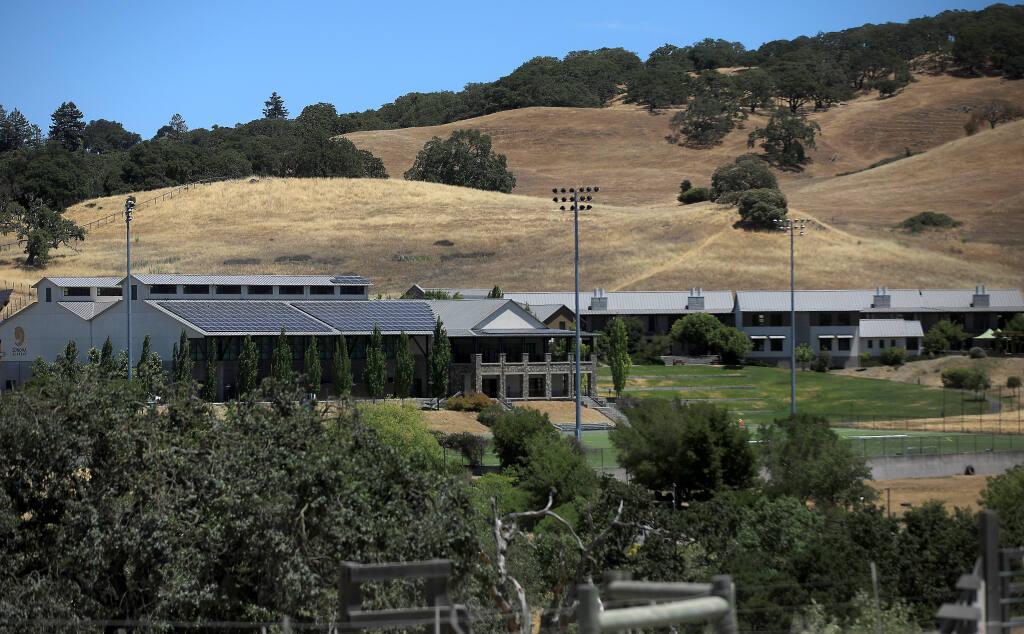 Sonoma Academy, on the southeast end of Santa Rosa, Thursday, June 10, 2021. (Kent Porter / The Press Democrat) 2021
