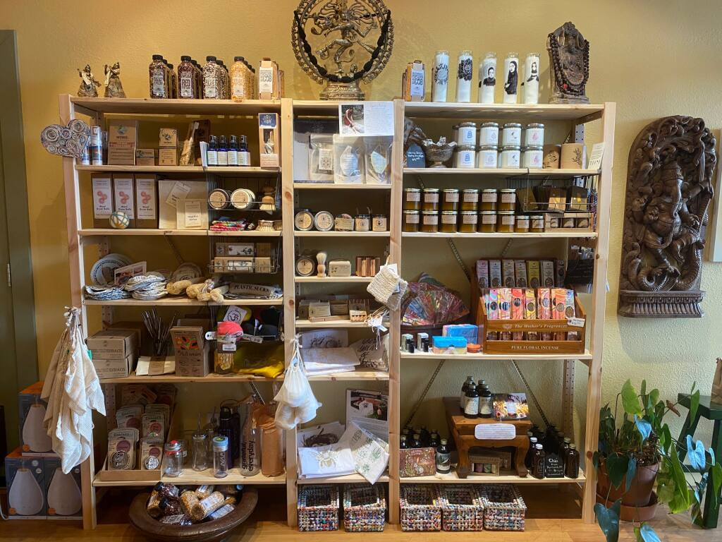 Artisan and locally made goods at Community Supply.