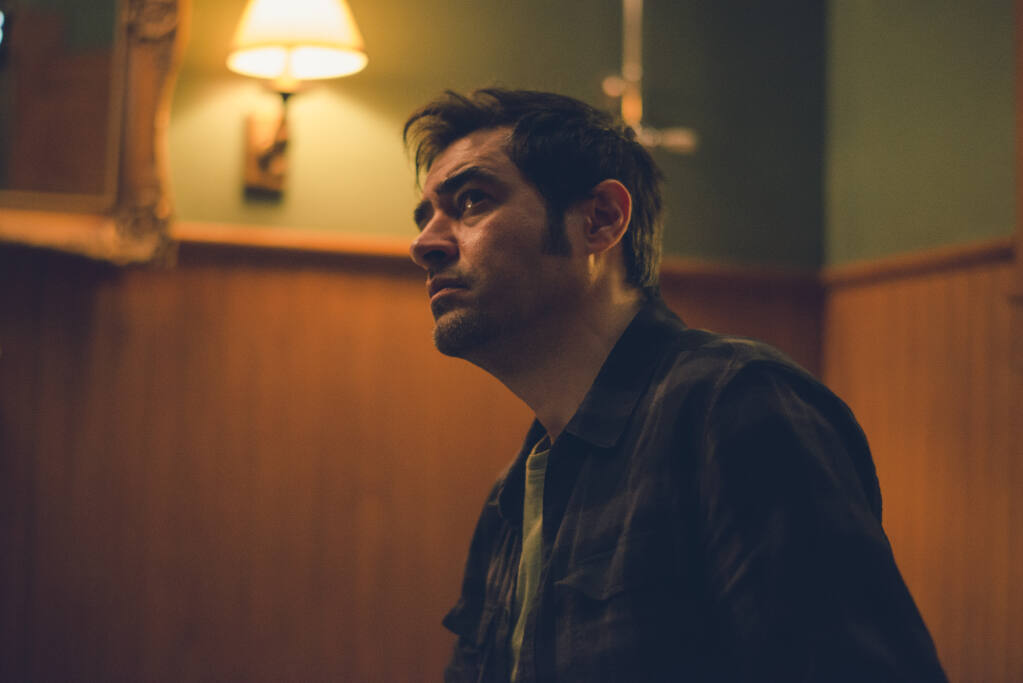 "Shahab Hosseini plays Babak in ""The Night,"" a new horror film that SSU alumnus Alex Bretow is the producer for. (Mammoth Pictures)"