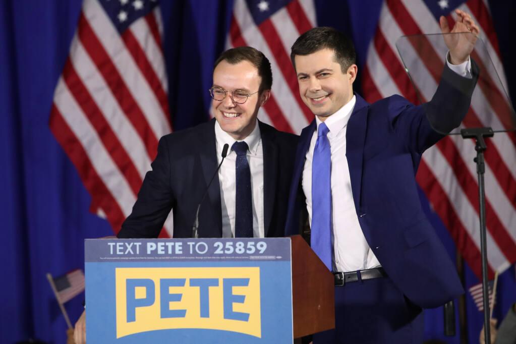 Pete Buttigieg Welcomes Twins With Husband Chasten: Were