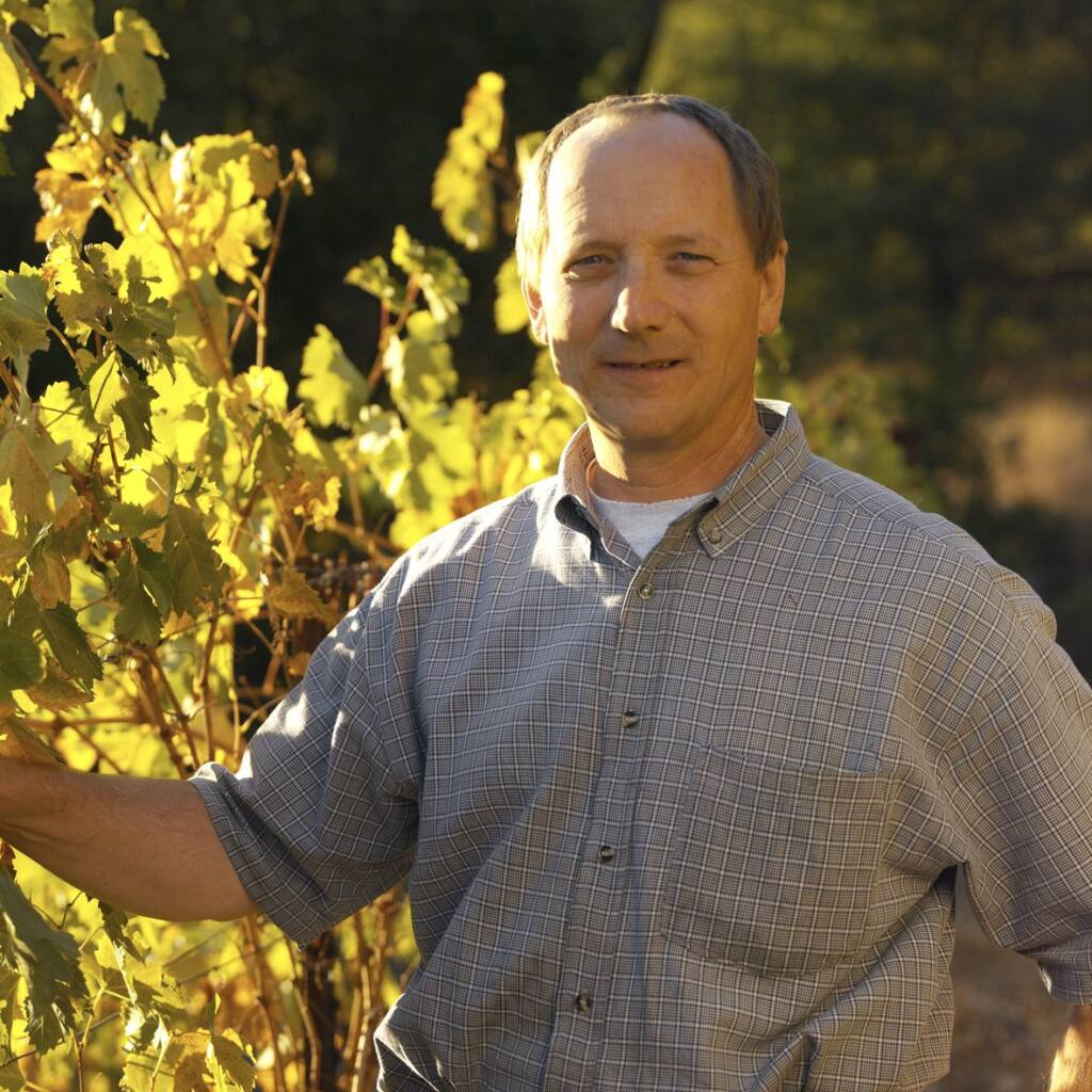 Chris Howell is general manger and winegrower at Cain Vineyard & Winery. (Charmaine Grieger photo)