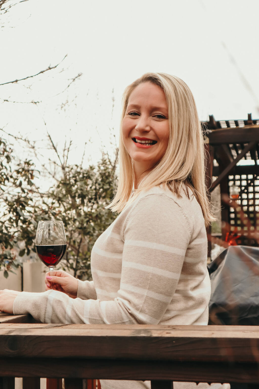 Natalie Owdom, 29, general manager, Muscardini Cellars, Kenwood, is a North Bay Business Journal 2021 Forty Under 40 winner.