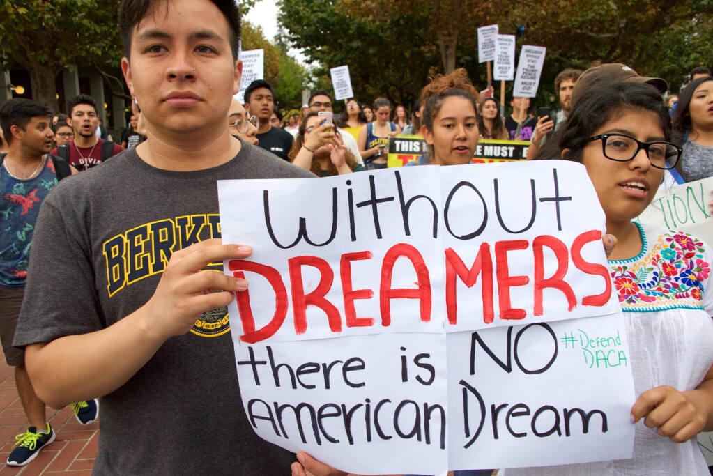 California dreamers. Shutterstock photo.