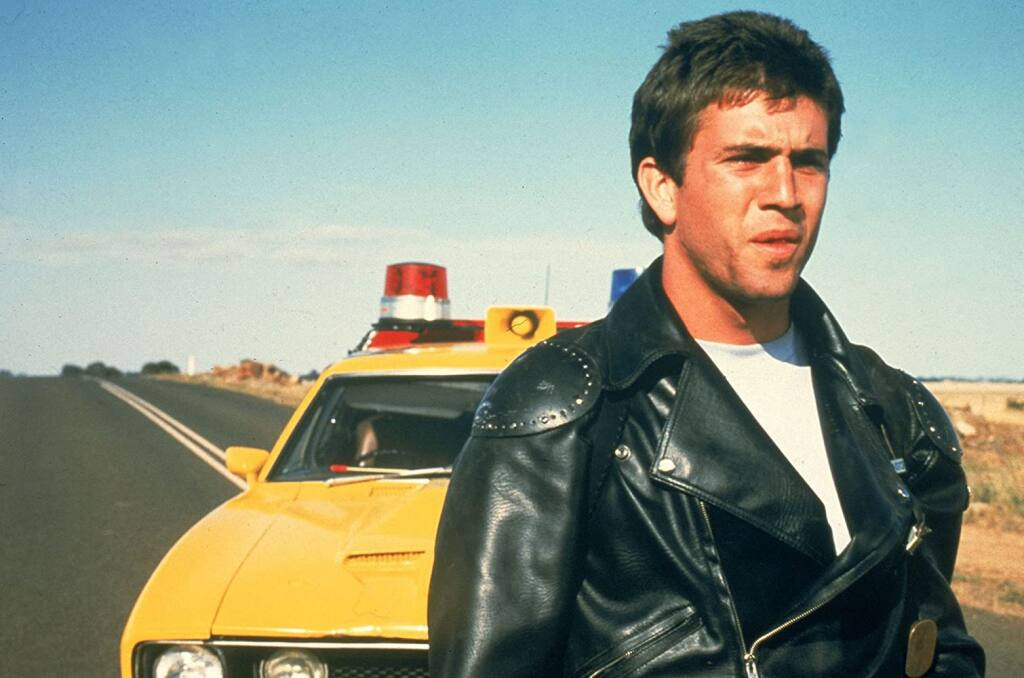 """""""Mad Max"""" (1979): Set in an apocalyptic future, a vengeful Australian police officer hunts down his family's killers. """"Mad Max"""" is available to stream on Netflix beginning Aug. 1. (IMDb)"""