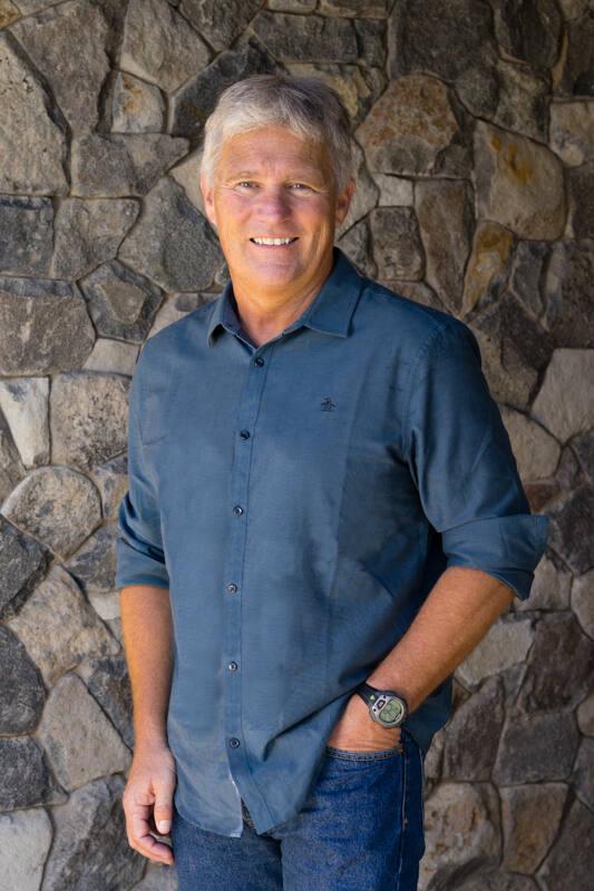 Robert Collins is a Business Journal 2020 CFO Award winner. (Douglas Sterling photo)