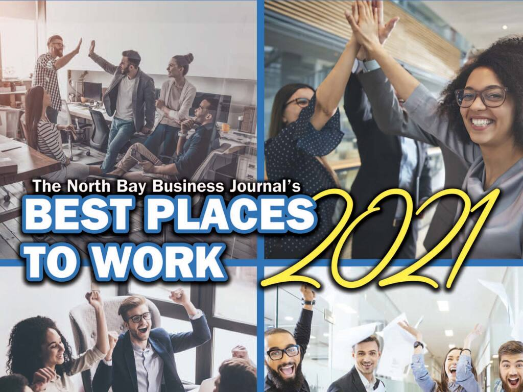 North Bay Business Journal's 16th annual Best Places to Work awards