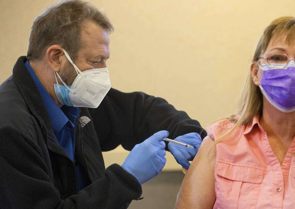 There are now more people vaccinated than confirmed COVID-19 cases in Sonoma County - Santa Rosa Press Democrat
