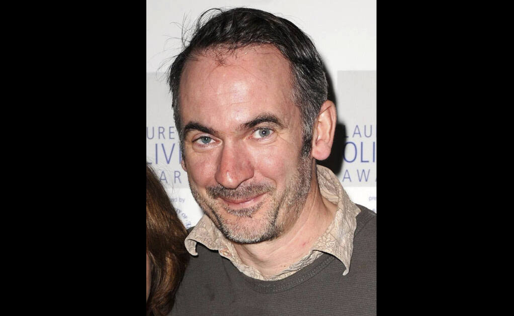 Paul Ritter in 2009. (Zak Hussein/PA Wire)
