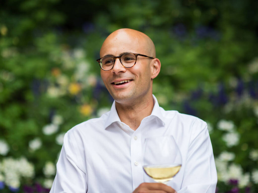 Carlton McCoy, CEO of Heitz Cellar in Napa Valley was among those announced as acquiring Burgess Cellars in the Napa Valley (Daniel Krieger Photography)