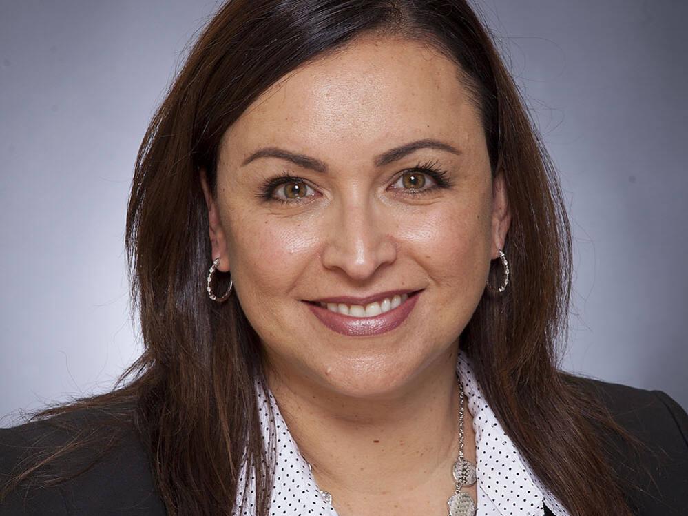Barbara Gradman, vice president, Summit State Bank,