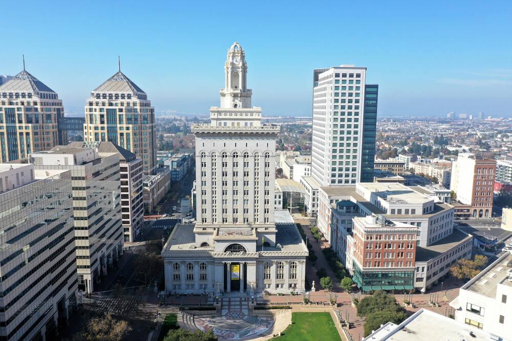 Oakland, California (Cary Kalscheuer / Shutterstock)